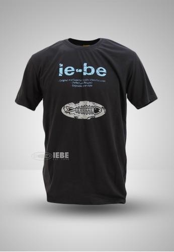 IEBE IEBE Kaos Pria Lengan Pendek Casual B1KJ5305 375AAAAF2D9979GS_1