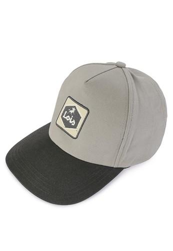 Lois Jeans beige and grey Twill Hats 39029AC1FDA8E0GS 1 e09bf1ac30
