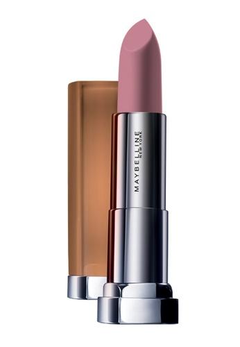 L'Oréal Paris beige Maybelline The Powder Mattes By Color  Sensational Nude Illusion LO618BE48MILMY_1