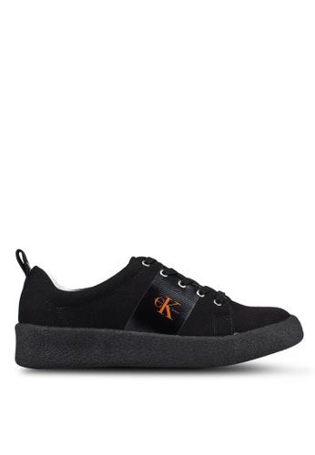 Calvin Klein 黑色 Gala 運動鞋 3B7B1SH9349559GS_1