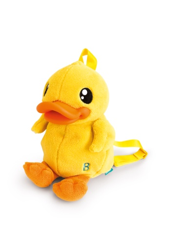 B.Duck yellow B.Duck Kids Backpack 91FA1KCA8801CCGS_1