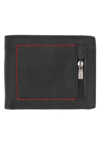 midzone black BULL RYDERS Genuine Leather Wallet 0EAE9ACA51FCDFGS_1