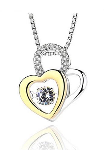 LYCKA silver LPP88048 S925 Silver Necklace E184DACE4A7B9EGS_1