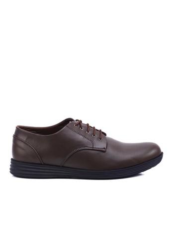Headway Footwear brown Headway Identity Brown HE217SH20RRZID_1