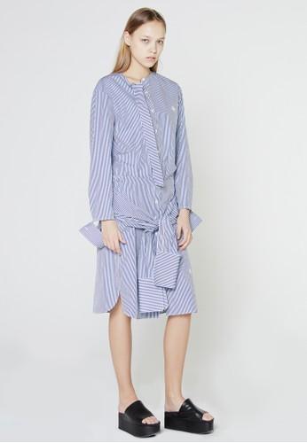 Slice 鏤esprit台北門市空長袖襯衫, 服飾, 印花時代