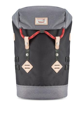 Doughnut black Colorado Backpack DO545AC94YURMY_1