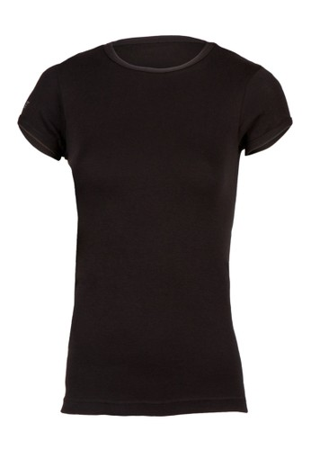 Gardenia 圓領T 恤, 服飾zalora 衣服尺寸, T恤