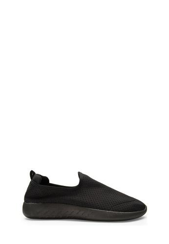 SEMBONIA black SEMBONIA Textile Sneaker (Black) 304A2SH0618F6CGS_1