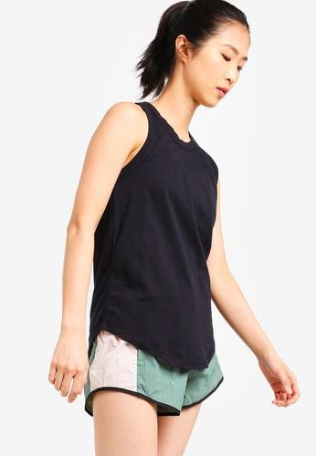 Cotton On Body black Workout Tank Top 08694AA368818DGS_1