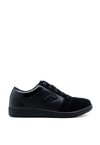 FANS black Fans Solaris B - Casual Premium Shoes Black 6016ESH8301A59GS_1