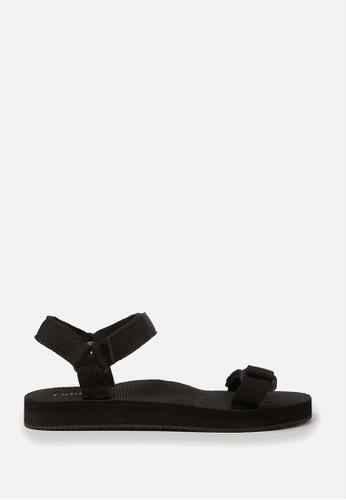 Rubi black Stormy Sporty Sandal 40218SHD5B48ADGS_1