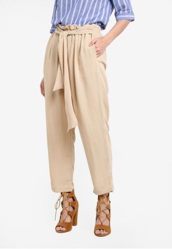 Geb. brown 3/4 Pants GE945AA0S2Z8MY_1