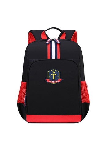 Twenty Eight Shoes black VANSA Nylon Oxford Backpacks VAK-Bp635 8FB83KC00BB71BGS_1