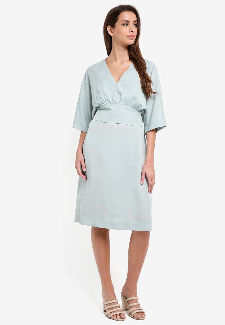 1 Mist in 2 Femme Dress Ada Gray Selected xF6Owwq