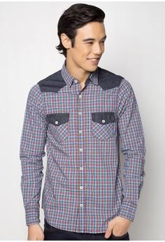 Drew Long Sleeves Shirt