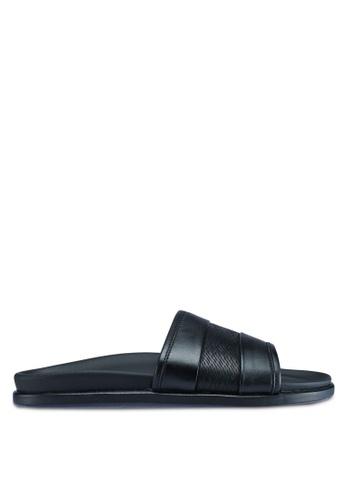 ALDO black Flickinger Sandals 77CD7SH3555D95GS_1