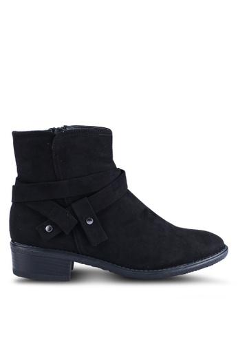 Dorothy Perkins black Black 'Mirage' Western Boots 9A721SH21EB703GS_1