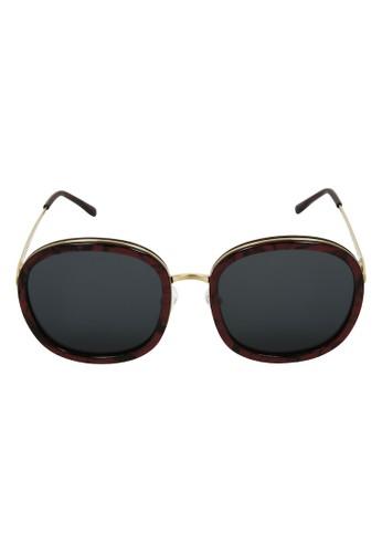 Mesprit鞋子ARCH HARE 太陽眼鏡, 飾品配件, 方框
