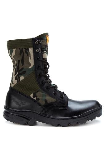 Caterpillar green BCAT-10 Boots CA367SH92IHVPH_1