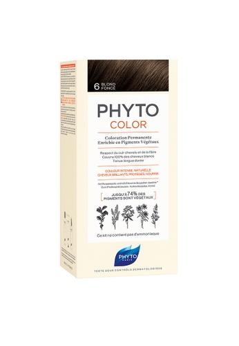 PHYTO brown Phytocolor6 Dark Blond 99BF7BEFCBE103GS_1