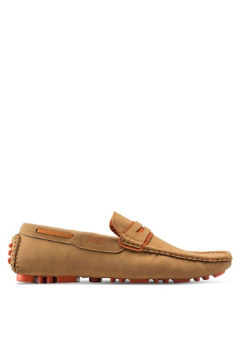 Louis Cuppers brown Casual Moccasins LO977SH75ZJWMY_1