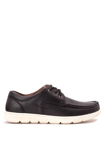 H2Ocean black Seavy Slip On Sneakers H2527SH84HRFPH_1