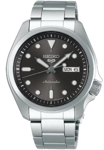 Seiko silver Seiko 5 Sport Automatic 24 Jewels SRPE51K1 Silver 4B8D4AC353F72FGS_1