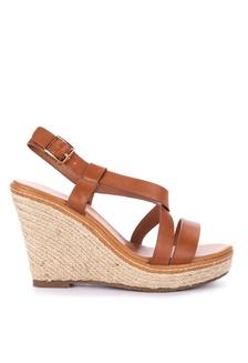 ed6139781dc46 Lois Strappy Wedge Sandals E4256SH835A92FGS 1