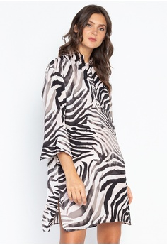 1f092cc737a N Natori multi Ombre Zebra Caftan 5A444AA4CAC51EGS_1