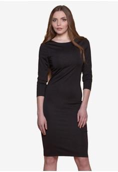 Tight Sexy Knee Length Dress