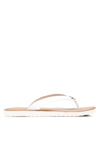 ALDO 白色 Lascala 涼鞋 4D835SH6E98E2DGS_1