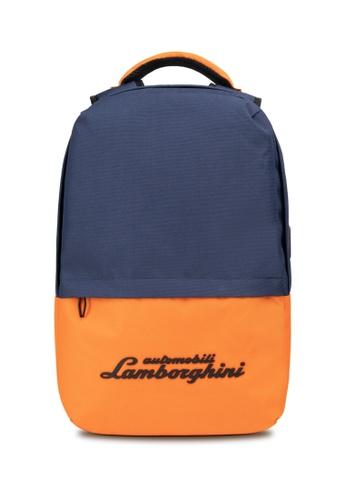 Lamborghini blue Automobili Lamborghini® Galleria Blue Backpack 63933ACAB2E99AGS_1