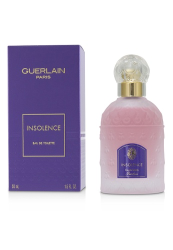 Guerlain GUERLAIN - Insolence Eau De Toilette Spray (New Packaging) 50ml/1.6oz 1DD02BE48C5906GS_1