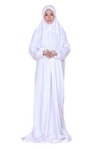 Nanees Telekung white Telekung Safar AAE11AA7B55718GS_1
