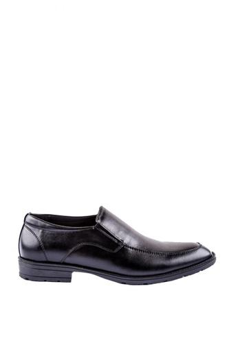 Otto black Slip-on Shoes 74965SHA923E44GS_1