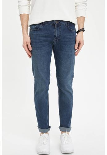 DeFacto blue Man Denim Trouser CB44CAA3794AA8GS_1