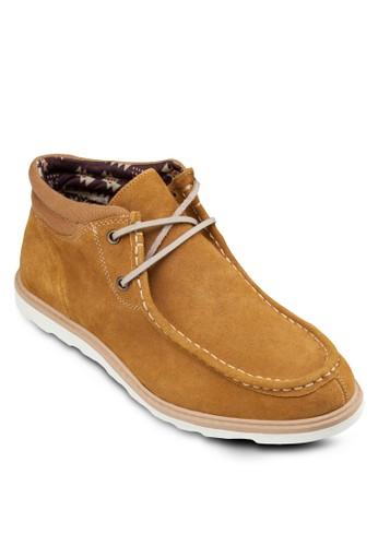 Marshaesprit專櫃ll 雙眼繫帶短靴, 鞋, 靴子