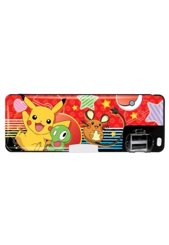 Pokemon black Pokemon Magnetic Pencil Case 46A91KC781F228GS_1