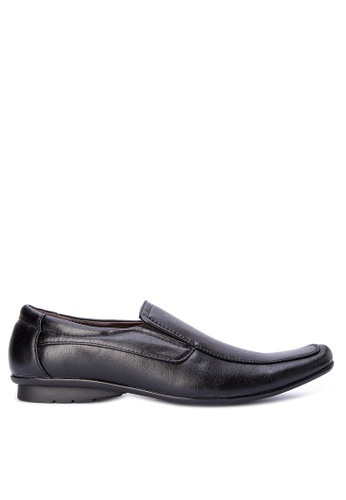 H2Ocean black Garron Shoes H2527SH0K3DYPH_1