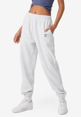 Supre grey Alexandra Boyfriend Track Pants 7153FAAE822EA3GS_1