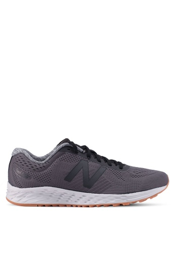 New Balance grey Arishi Sport Fitness Running Shoes 1CDECSHC67C175GS_1