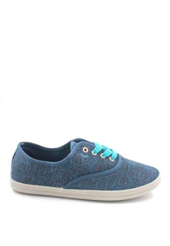 Jazz Star blue Pallas Jazz Star Low Cut Shoe Lace 406-0116 Dark Blue 6F441SH5C4DD5BGS_1
