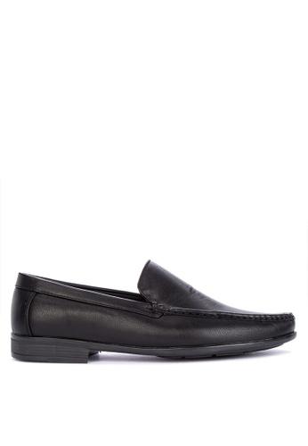 Preview black Zavin Smart Casual Shoes E2919SH6A69365GS_1