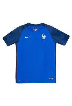FFF Home Stadium Football Short-Sleeve Jersey