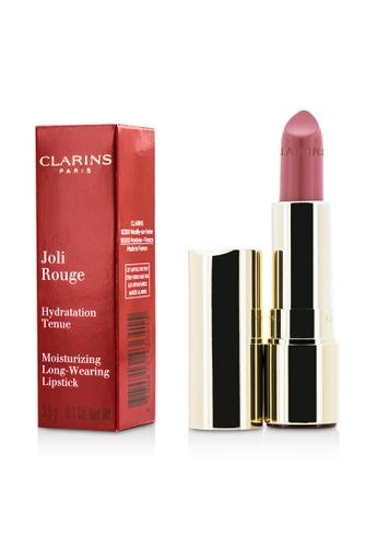 Clarins CLARINS - Joli Rouge (Long Wearing Moisturizing Lipstick) - # 753 Pink Ginger 3.5g/0.1oz 1DC1BBE0D78523GS_1
