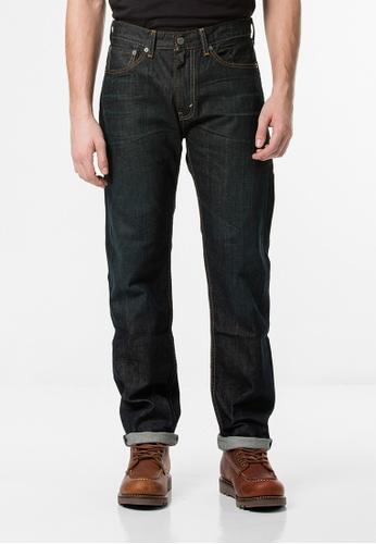 Levi's blue 505™ Regular Fit Jeans LE843AA0GP2CSG_1