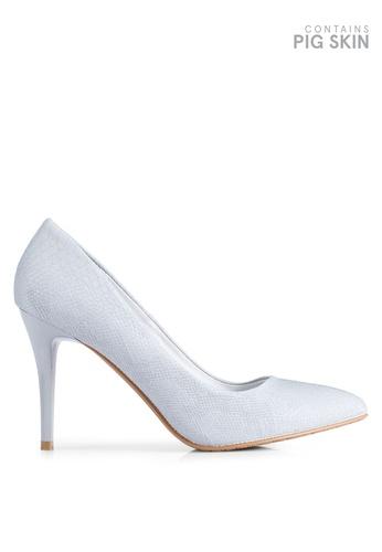 BETSY 灰色 Olivia 經典高跟鞋 95A2BSH4A9CF63GS_1