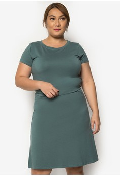 Dina Plus Size Dress