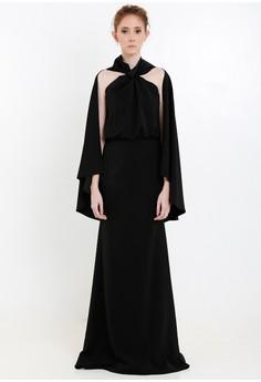 [PRE-ORDER] Vix Cape Gown