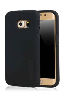 Dual Pro HardShell Case with Impact Absorbing Core for Samsung Galaxy S7 Edge
